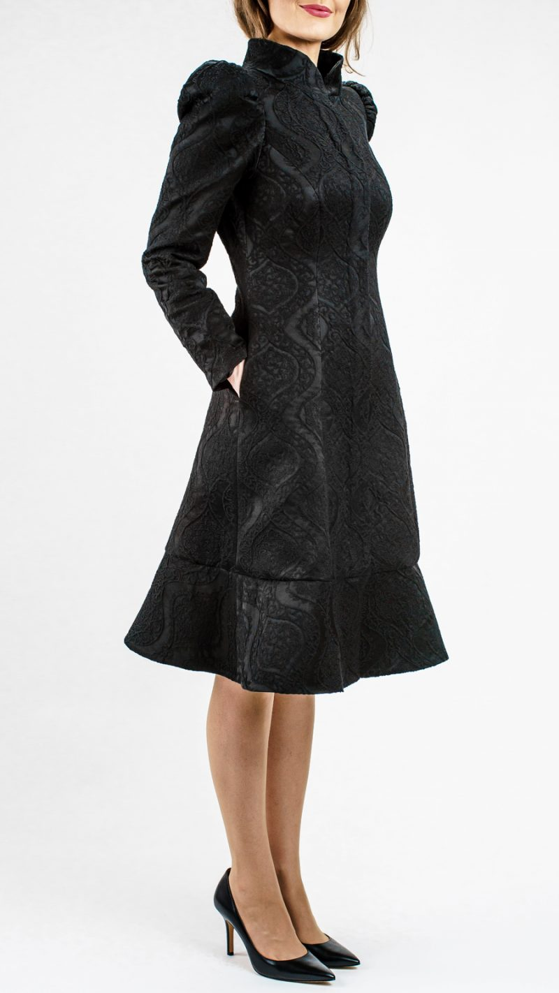 Delicate Enigma Overcoat